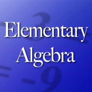 Mathematics - Elementary Algebra