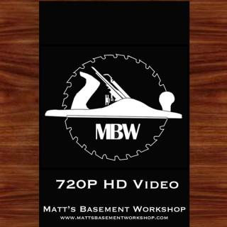 Matt's Basement Workshop HD Video Feed