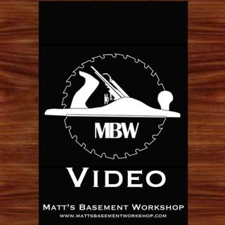 Matt's Basement Workshop Video Feed