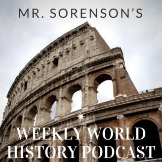 Mr. Sorenson's Weekly World History Podcast