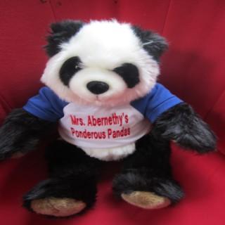Mrs. Abernethy's Ponderous Pandas