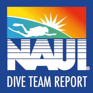 NAUI Dive Team Report.