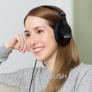 News and English