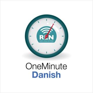 One Minute Danish