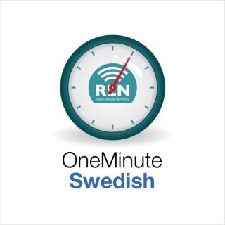 One Minute Swedish