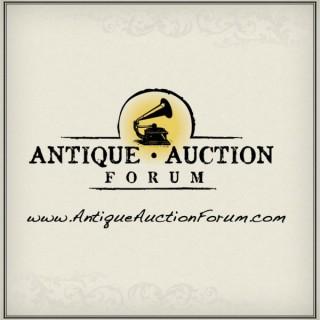 Antique Auction Forum