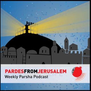 Pardes from Jerusalem