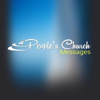 People's Church Grande Prairie: Messages