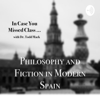 Philosophy and Fiction in Modern Spain