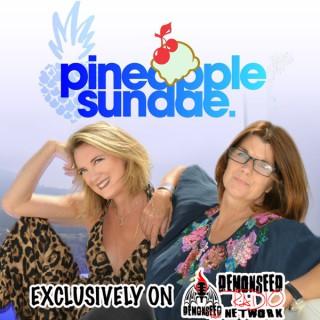 Pineapple Sundae