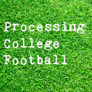 Processing College Football