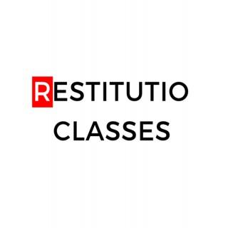 Restitutio Classes