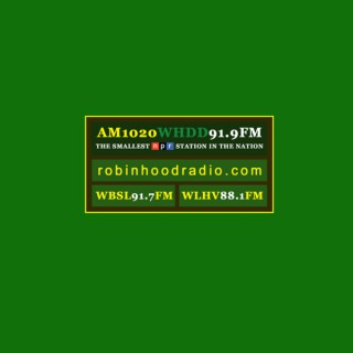 ROBIN HOOD RADIO INTERVIEWS