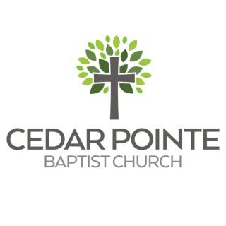 Sermons – Cedar Pointe Baptist Church