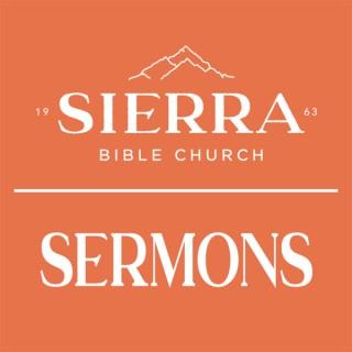 Sierra Bible Church - Sermon Audio