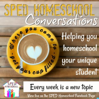 SPED Homeschool Conversations