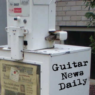 Guitar News Daily