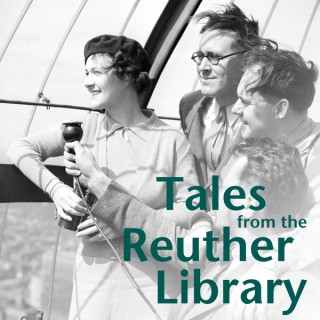 Tales from the Reuther Library
