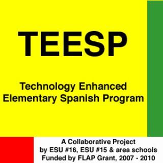 TEESP: Technology Enhanced Elementary Spanish Program