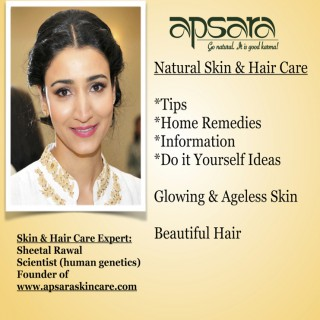 Apsara Skin Care: Tips, Remedies & Info for Flawless Skin & Beautiful Hair