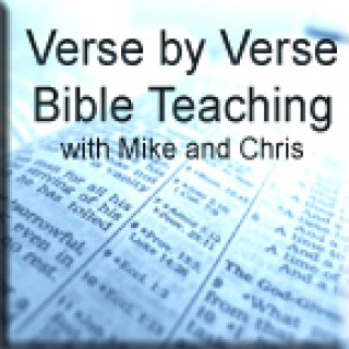 Verse By Verse bible Teaching Podcast with Chris White