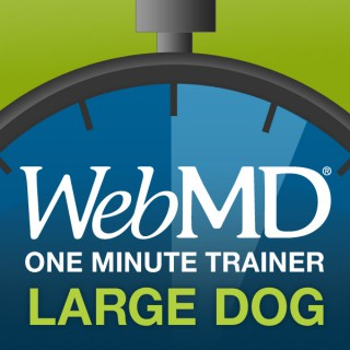 WebMD Healthy Pets: 1-Minute Dog Trainer for Big Dogs