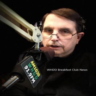 WHDD Breakfast Club News