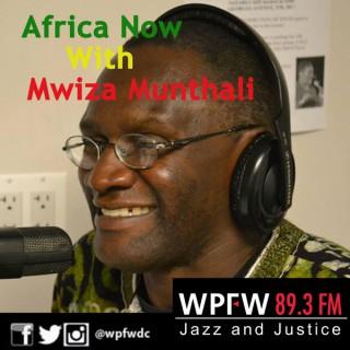 WPFW - AfricaNow!