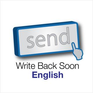 Write Back Soon - English Phrasal Verbs