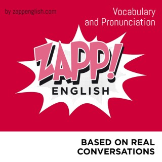 Zapp! English Vocabulary and Pronunciation (English version)