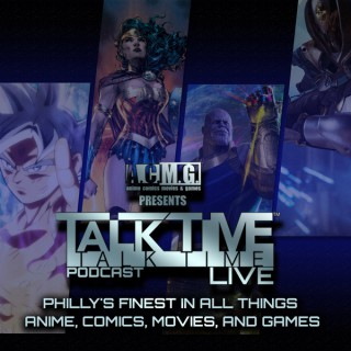 A.C.M.G. presents TALK TIME LIVE