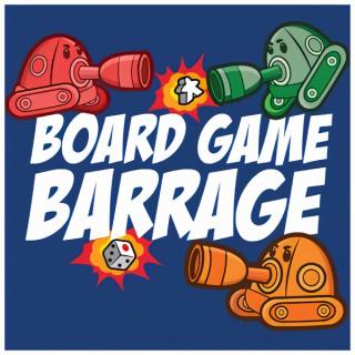 Board Game Barrage