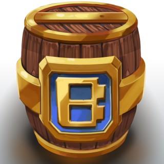 Bonus Barrel - Gaming Pod