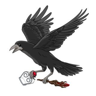 Bottle Crow Reborn