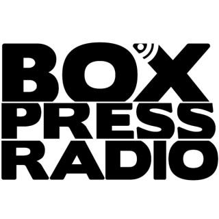 Box Press Radio - Cigar, Alcohol, Entertainment