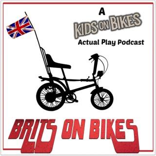 Brits on Bikes