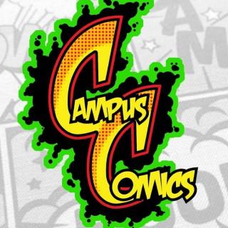 Campus Comics Cast
