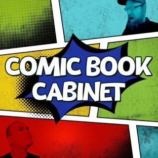 Comic Book Cabinet