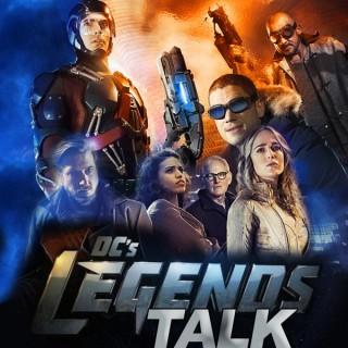 DC's Legends of Tomorrow Talk Podcast - DCLegends Talk