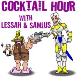 DDO Cocktail Hour w/ Lessah & Samius