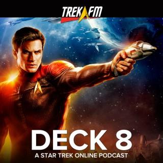 Deck Eight: A Star Trek Online Podcast