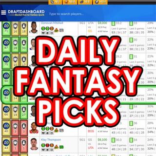 DraftKings Picks + FanDuel Picks