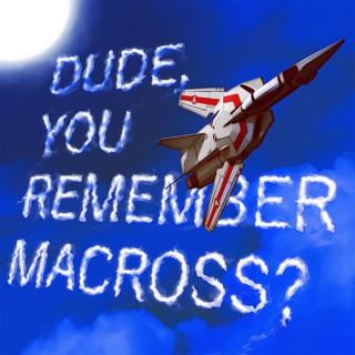 Dude, You Remember Macross?