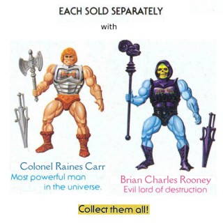 Each Sold Separately: Collect Them All! Podcast