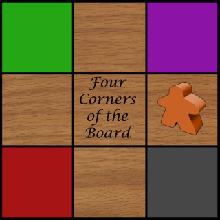 Four Corners of the Board podcast