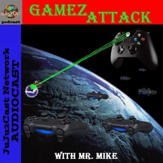 GamezAttack AudioCast