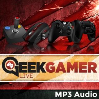 Geek Gamer Live - MP3