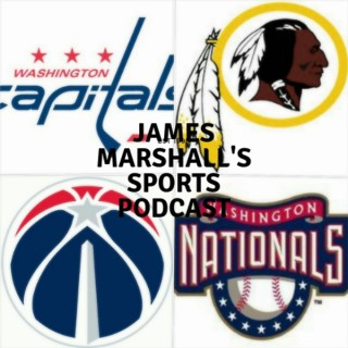 James Marshall's Sports Podcast