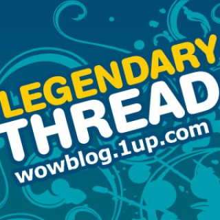 Legendary Thread: 1UP's World of WarCraft Podcast