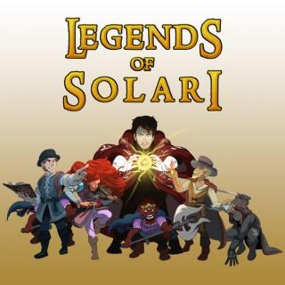 Legends of Solari  D&D Podcast